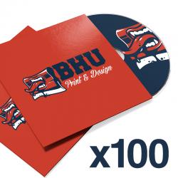 100 Cd & Card Wallet Offer