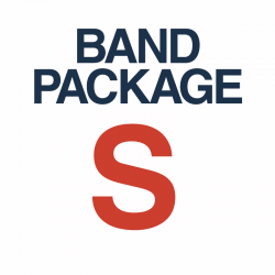 BAND PACKAGE SMALL