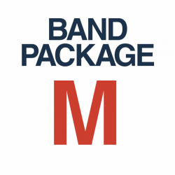 BAND PACKAGE MEDIUM