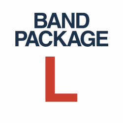 BAND PACKAGE LARGE