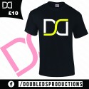 Double D'S productions Logo T