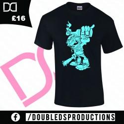 Double D'S productions Sky  Logo T