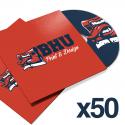 50 Cd & Card Wallet Offer