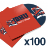 100 Cd & Card Wallet Offer